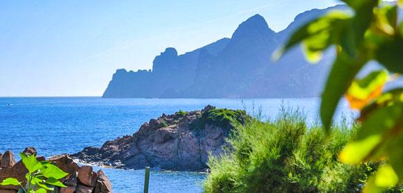 Paysage Corse magnigique