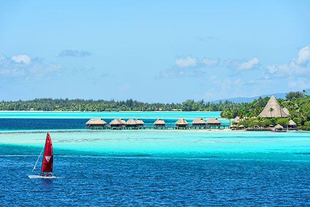 Traversée l'océan Indien en bateau