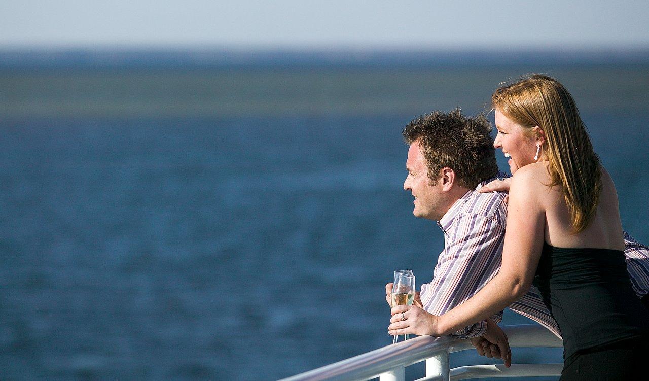 demande de fiançailles yacht