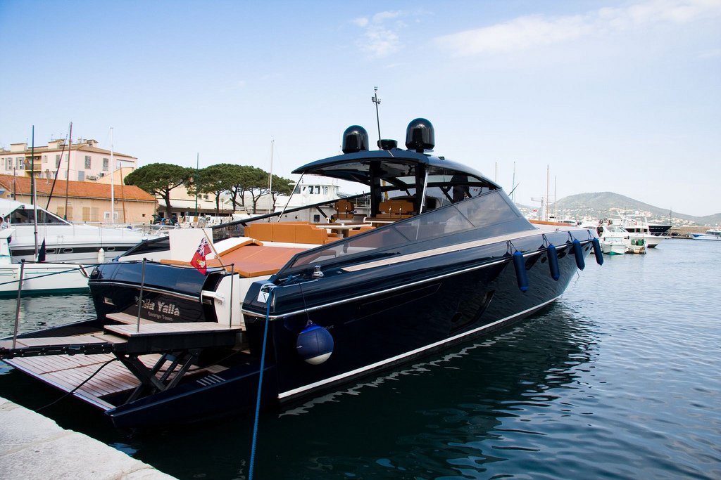 location yacht st tropez