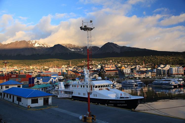 Argentine - Ushuaia - Port
