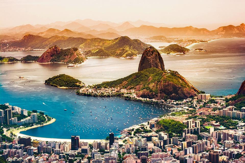 Sillonnez les côtes brésiliennes à bord d'un yacht
