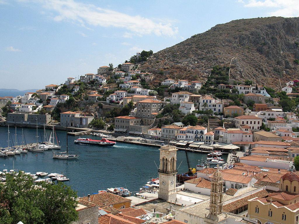 Explorer les îles de la mer Égée durant une croisière en Grèce