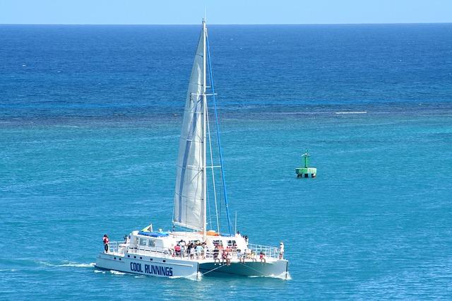 Top 5 des meilleurs application lors de votre location de catamaran
