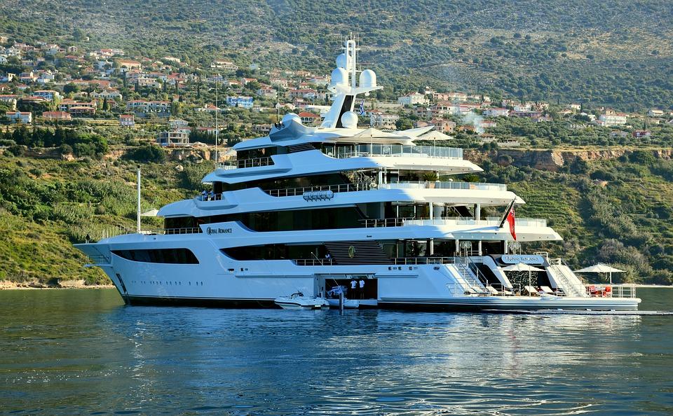 yacht tanzanie