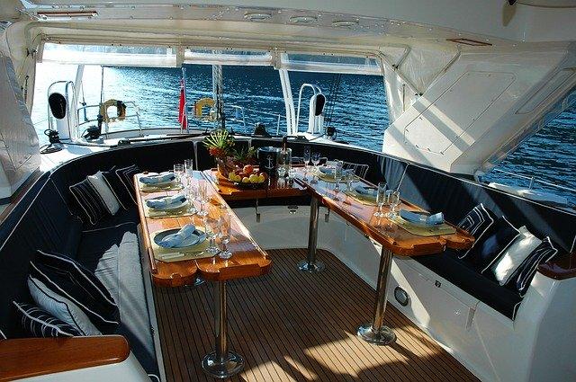 yacht bien concu
