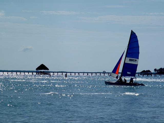 Explorer en voilier les plus beaux sites touristiques de Cuba