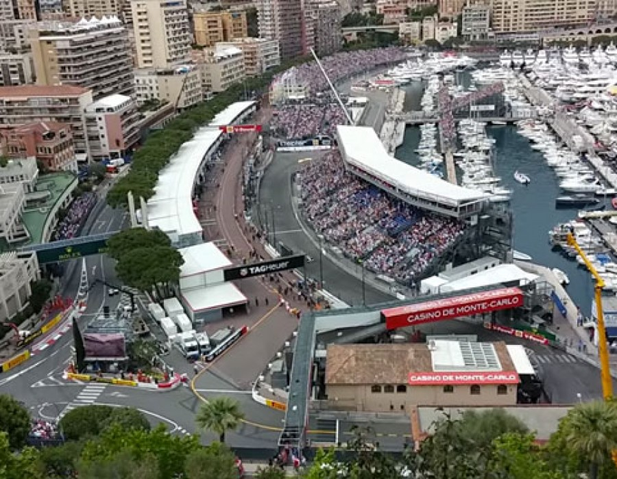 Location yacht grand prix Monaco